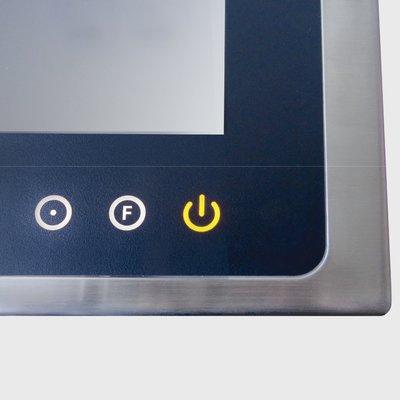 Bouton capacitif marche / arrêt