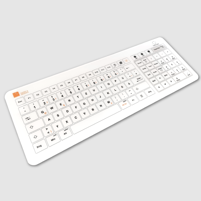MEDICAL GLASS KEYBOARD