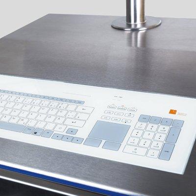 Tastatur ING, integriert