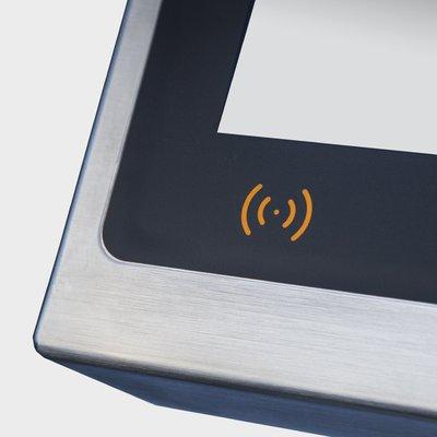 Connexion RFID/NFC/ Smartcard (optionnel)